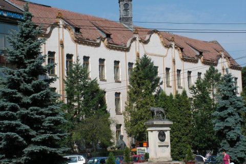 A Weeselényi Kollégium épülete